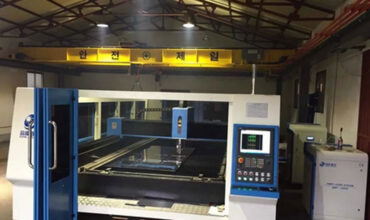 Product characteristics of non-metal laser cutting machine for cutting leather